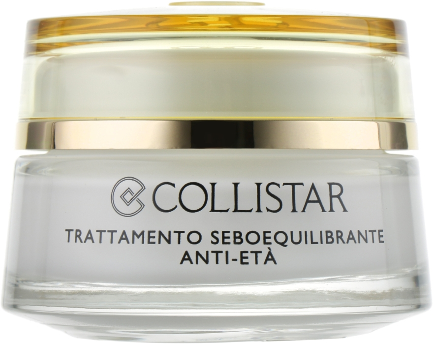 Антивозрастной крем для жирной и комбинированной кожи - Collistar Anti-Age Sebum-Balancing
