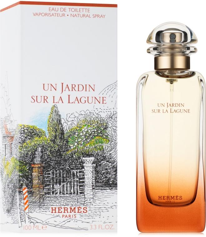 Hermes Un Jardin Sur La Lagune - Туалетная вода