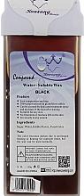 Духи, Парфюмерия, косметика Сахарная паста для депиляции в картридже - Konsung Beauty Black Water Soluble Wax