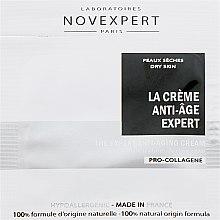 Духи, Парфюмерия, косметика Крем для лица регенерирующий против морщин - Novexpert Pro-Collagen The Expert Anti-Aging Cream (пробник)