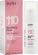 Духи, Парфюмерия, косметика Смягчающий эликсир для лица - Purles Soothing 110 Elixir