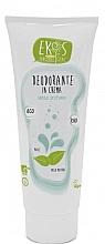 Духи, Парфюмерия, косметика Дезодорант-крем для чувствительной кожи - Ekos Personal Care
