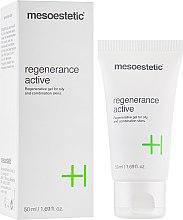 Духи, Парфюмерия, косметика Активный регенерирующий гель для жирной кожи - Mesoestetic Cosmedics Regenerance Active