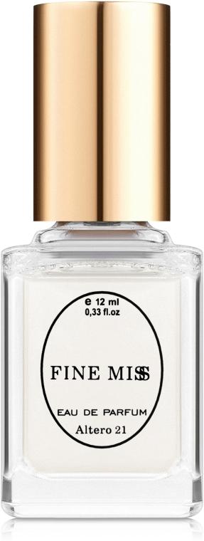 Altero №21 Fine Miss - Парфюмированная вода (тестер)