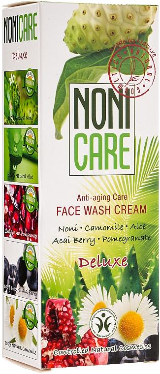 Омолаживающий крем для умывания - Nonicare Deluxe Face Wash Cream