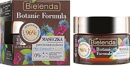 "Маска для лица против морщин ""Масло Чернушки+Ладанник"" - Bielenda Botanic Formula — фото N1"