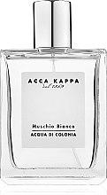 Духи, Парфюмерия, косметика Acca Kappa White Moss - Одеколон (тестер с крышечкой)