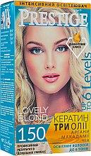 Духи, Парфюмерия, косметика Интенсивный осветлитель для волос - Vip's Prestige Lovely Blond 150