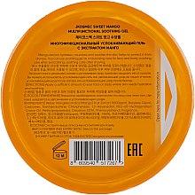 Многофункциональный успокаивающий гель с экстрактом манго - Jkosmec Sweet Mango Butter Multifunctional Soothing Gel — фото N3