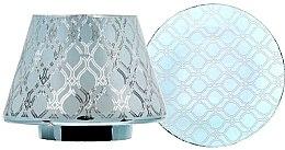 Духи, Парфюмерия, косметика Абажур и подставка для средней и большой свечи - Yankee Candle Savoy Blue Pattern Large Shade And Tray