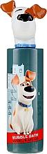 Духи, Парфюмерия, косметика Детская пена для ванны - Corsair The Secret Life Of Pets Max Bubble Bath