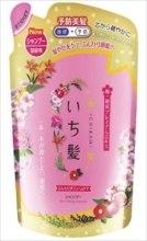 Духи, Парфюмерия, косметика Шампунь для волос придающий объем - Kanebo Kracie Ichikami Shampoo (сменный блок)
