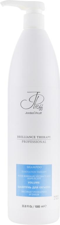 Шампунь для объема волос - Jerden Proff Shampoo For Hair Volume