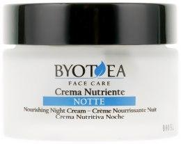 Духи, Парфюмерия, косметика Питательный ночной крем - Byothea Nourishing Night Cream