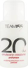 Духи, Парфюмерия, косметика Эмульсия для волос 6% - Team 155 Oxydant Emulsion 20 Vol