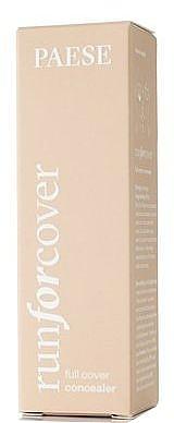 Маскирующий консилер для лица - Paese Run For Cover Full Cover Concealer