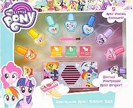 Духи, Парфюмерия, косметика Игровой набор детской декоративной косметики - Markwins My Little Pony