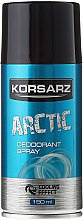 Духи, Парфюмерия, косметика Дезодорант - Pharma CF Korsarz Arctic Deodorant