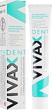 Духи, Парфюмерия, косметика Зубная паста с пептидным комплексом и бисабололом - Vivax Dent
