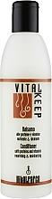 Духи, Парфюмерия, косметика Бальзам с протеинами и витаминами для питания и увлажнения волос - Vitalfarco Vital Keep Conditioner