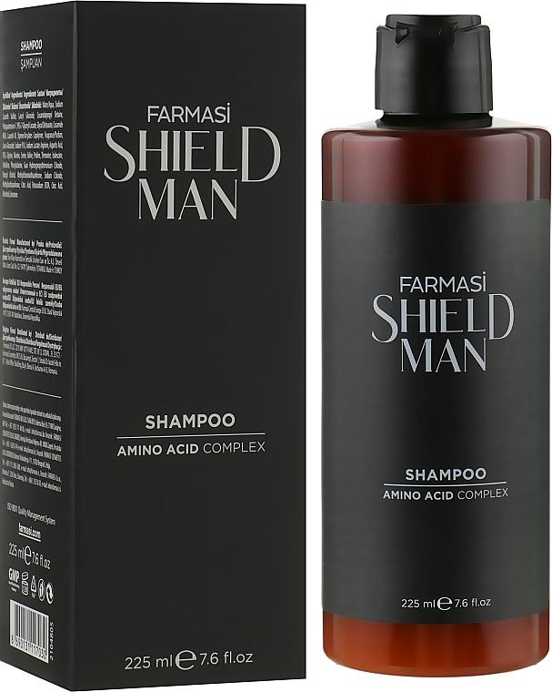 Мужской шампунь - Farmasi Shield Man Shampoo