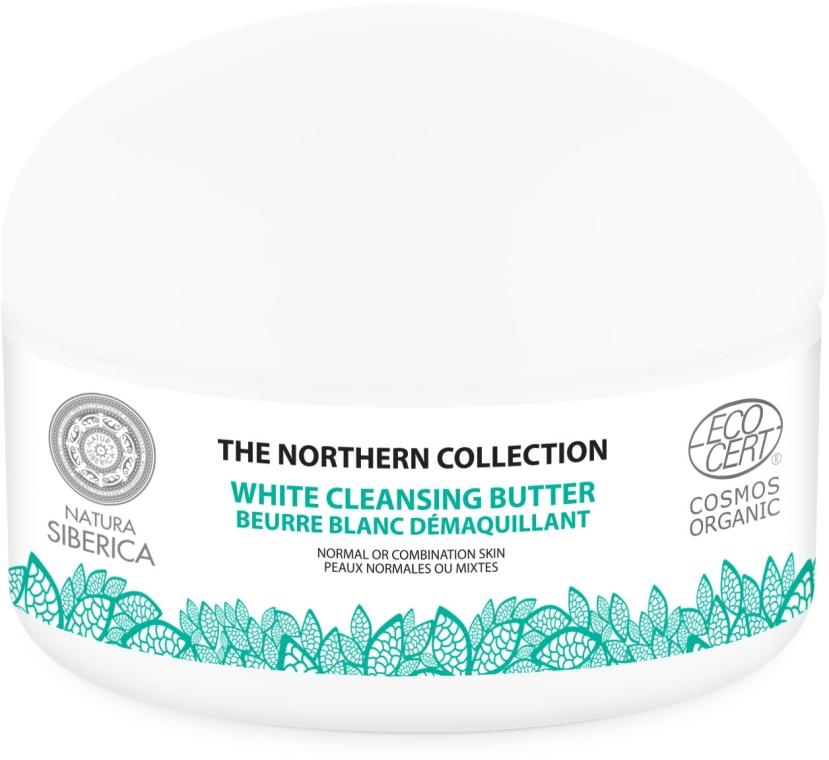Очищающее масло для нормальной и комбинированной кожи - Natura Siberica The Northern Collection White Cleansing Butter