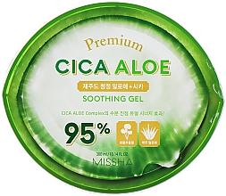 Духи, Парфюмерия, косметика Успокаивающий гель с Алоэ вера - Missha Premium Aloe Soothing Gel