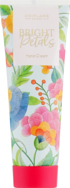 """Крем для рук """"Весенний букет"""" - Oriflame Bright Petals Hand Cream"""