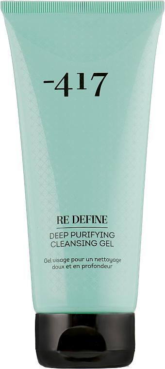 Гель очищающий для всех типов кожи - -417 Re Define Cleansing Gel for All Skin Types