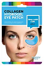 Духи, Парфюмерия, косметика Коллагеновая маска под глаза с морскими водорослями - Beauty Face Collagen Hydrogel Eye Mask