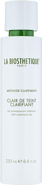 Очищающий гель для лица - La Biosthetique Methode Clarifiante Clair de Teint Purifian