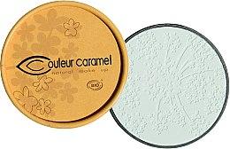 Духи, Парфюмерия, косметика Минеральная компактная пудра для лица - Couleur Caramel Universal Invisible Powder