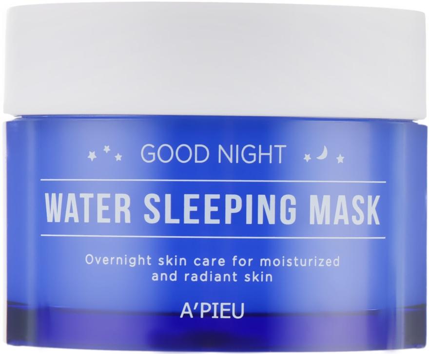 Увлажняющая ночная маска - A'pieu Good Night Water Sleeping Mask