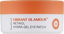 Духи, Парфюмерия, косметика Патчи под глаза с ретинолом - Vibrant Glamour