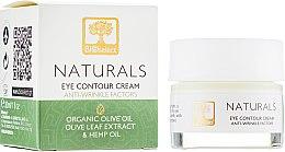 Духи, Парфюмерия, косметика Крем против морщин для кожи вокруг глаз - BIOselect Naturals Eye Contour Cream