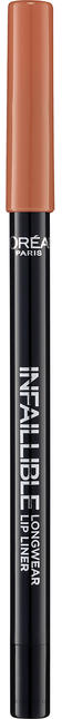 Карандаш для губ - L'Oreal Paris Infallible Lip Liner — фото 101 - Gone With Liner