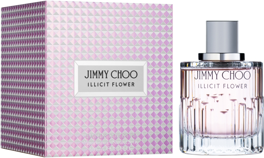 Jimmy Choo Illicit Flower - Туалетная вода