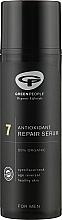 7 Омолоджуюча сироватка для обличчя для чоловіків - Green People 7 Active Fix Repair Serum — фото N1