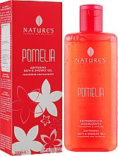 Парфумерія, косметика Гель для душу та ванни - Nature's Pomelia Softening Bath & Shower Gel