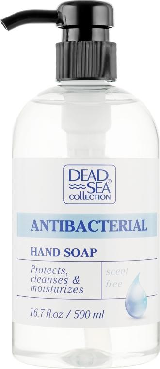 Антибактериальное жидкое мыло без запаха - Dead Sea Collection Antibacterial Hand Soap