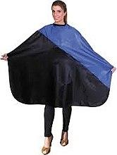 Духи, Парфюмерия, косметика Парикмахерская накидка, 01840/59 черно-синяя - Eurostil