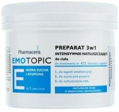 Препарат 3в1 для восстановления липидного слоя кожи - Pharmaceris E Emotopic Lipid-Replenishing Formula 3in1 — фото N1