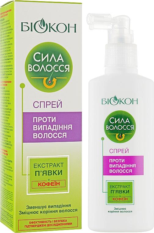 Биокон Сила Волос - Спрей против выпадения волос: купить по лучшей цене в Украине   Makeup.ua