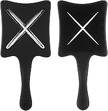 Духи, Парфюмерия, косметика Расческа-детанглер - Ikoo Paddle X Pops Beluga Black