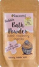 """Духи, Парфюмерия, косметика Пудра для ванны """"Сладкий малиновый кекс"""" - Nacomi Bath Powder"""