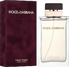 Духи, Парфюмерия, косметика Dolce&Gabbana Pour Femme - Парфюмированная вода