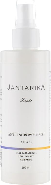 Тоник против врастания волос - JantarikA Tonic Anti Ingrown Hair AHA's