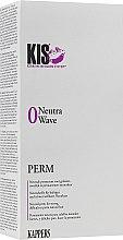 Духи, Парфюмерия, косметика Средство для химической завивки волос, щадящее, для толстых волос - Kis NeutraWave 0 Perm