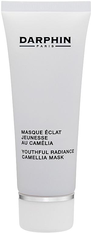 Антивозрастная маска с камелией, придающая сияние - Darphin Youthful Radiance Camellia Mask