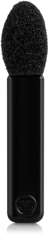 Кисть аппликатор для теней, черная - Chanel Les Pinceaux Eyeshadow Applicator (мини)